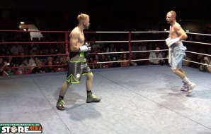 Watch: Allan Phelan v Jamie Quinn - Red Corner Promotions: For Honour and Pride