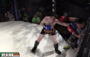 Watch: Mason Moran v Lee Daley - Cage Legacy Kickboxing 2