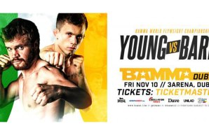 BAMMA World Flyweight Title On The Line