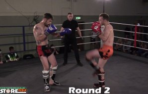 Watch: Conor Burke vs Darragh Caffery - Ragnarok 1