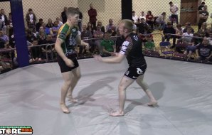"Watch: Paul ""Redser"" Redmond vs Connor Dylan - Battlezone FC 17"
