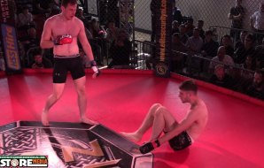 Watch: Colm Farragher vs Josh Russel - Clan Wars 29