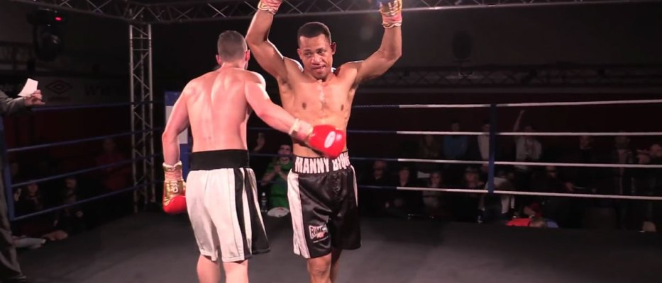 """Manny Bique on Belujsky: """"He should ask himself who he's fighting"""""""