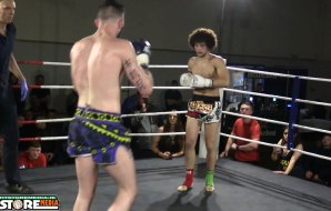 Watch: Aaron Browne vs Guesippi Conti - Curadh Legends 2