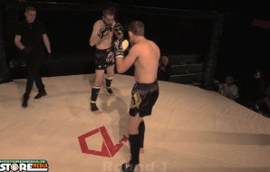 Watch: Luke O' Sullivan​ vs Rhys O Connell​ - Cage Legacy 4: Halloween Havoc