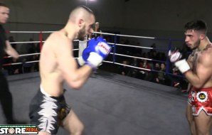 Watch: Mikey Rizzo vs Andrei Jentimir - Curadh Legends 2