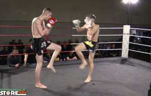 Watch: Niall McGreavy vs Cian Hurley - Curadh Legends 2