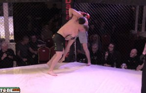 Watch: Ruairi Broderick vs Colm McGiolla Mhir - Cage Legacy 5