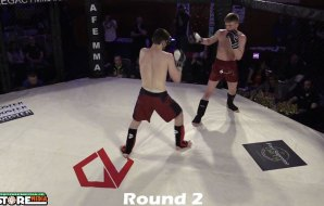 Watch: Callan Maguire vs Matthew Whyte - Cage Legacy 6