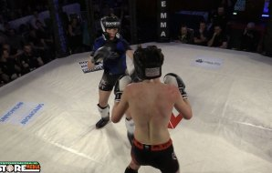 Watch: Eoin Chandley vs Shea Leathem - Cage Legacy 6