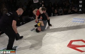Watch: Carl Byrne vs Carl McCann - Cage Legacy 7