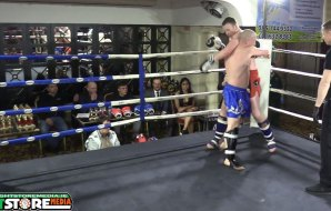 Watch: David O Shea vs Mark O Reilly - RFC 2