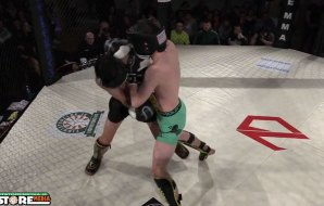 Watch: Elvis Luko vs Sean Higgins - Cage Legacy 7