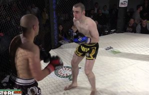 Watch: Sasa Svitlica vs Jack Kelly - Cage Legacy 7