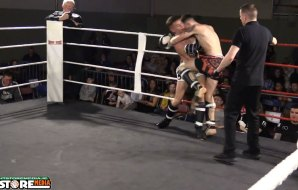 Watch: Ernestas Brizinskas vs Cian Fitzsimons - Evolution Fight Night