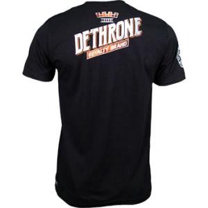 Mike Swick UFC on Fox 4 walkout shirt back