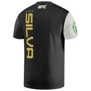 Anderson Silva UFC Jersey Reebok Back