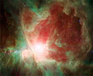 【画像】NASAがどう見ても内臓なオリオン星雲の撮影に成功