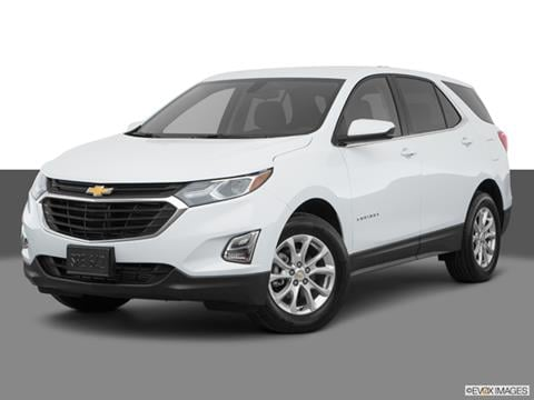 2018 Chevrolet Equinox   Pricing  Ratings   Reviews   Kelley Blue Book 2018 chevrolet equinox