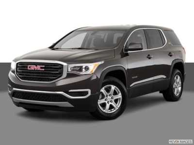 2018 GMC Acadia   Pricing  Ratings   Reviews   Kelley Blue Book 2018 gmc acadia