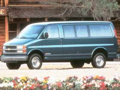 1999 Chevrolet Express 3500 Passenger   Pricing  Ratings   Reviews     1999 chevrolet express 3500 passenger