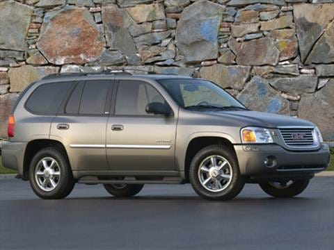 2007 GMC Envoy   Pricing  Ratings   Reviews   Kelley Blue Book 2007 gmc envoy