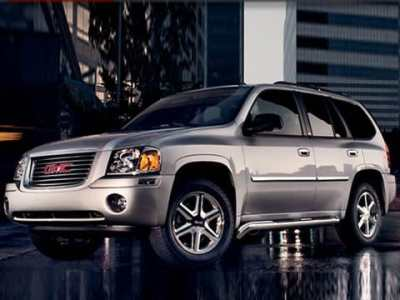 GMC Envoy   Pricing  Ratings  Reviews   Kelley Blue Book GMC Envoy