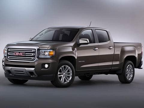 2015 GMC Canyon Crew Cab   Pricing  Ratings   Reviews   Kelley Blue Book 2015 gmc canyon crew cab