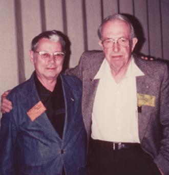 Bob Peterson and Jack Williamson