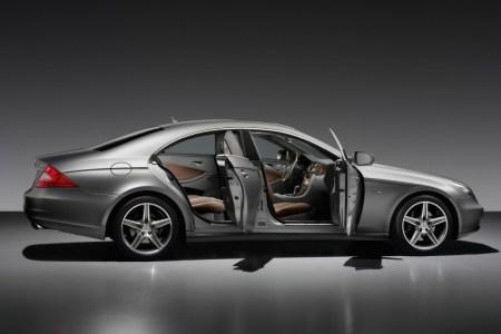 mercedes benz cls grand edition mercedes cars 2293