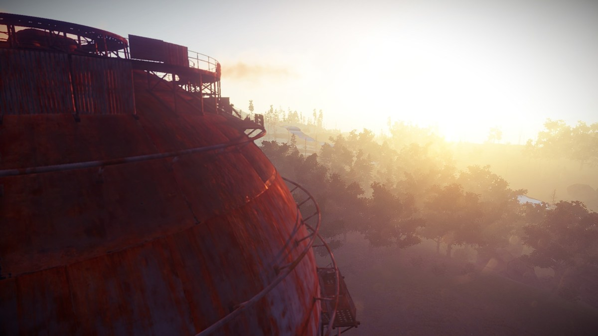 Rust patch aug 6th 2015 win everyday multi gaming community a complete rework of the blueprint system means a full wipeincluding your stored bpsthis week we also updated the sphere tank monument upgraded the malvernweather Image collections