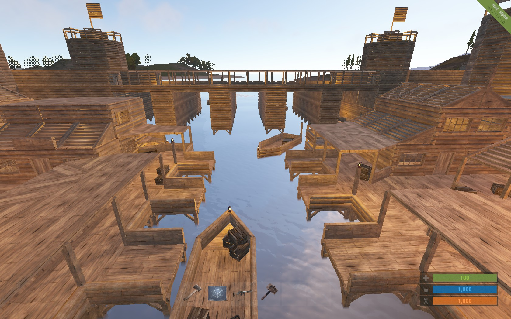Community update 27 rust for Best house designs rust