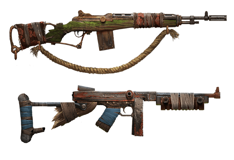 bloodborne machine gun drop