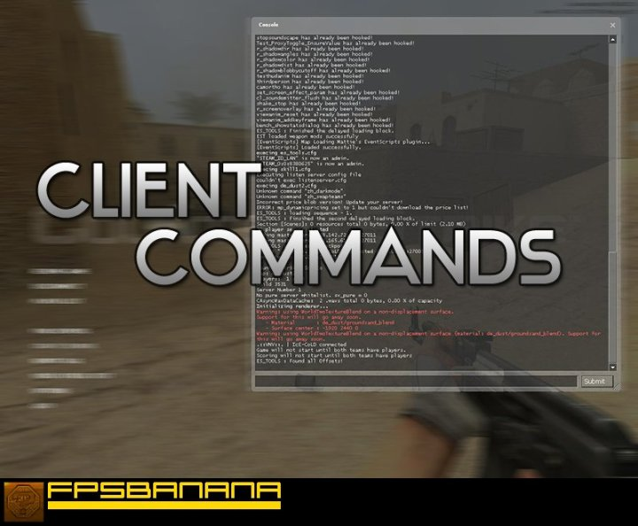 Client Commands CounterStrike Source Gt Tutorials Gt OtherMisc .Counter Strike Source Server List Search Css Stats