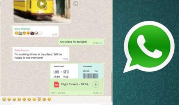 WhatsApp mejora los sus chats