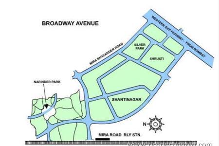 rna broadway avenue mira bhayandar road, mumbai