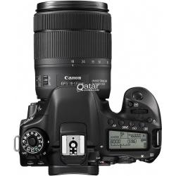 Small Crop Of Canon 80d Body