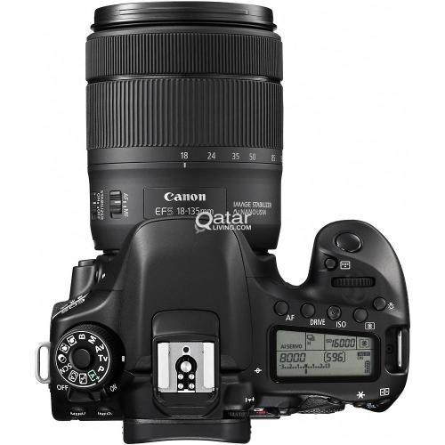 Medium Crop Of Canon 80d Body