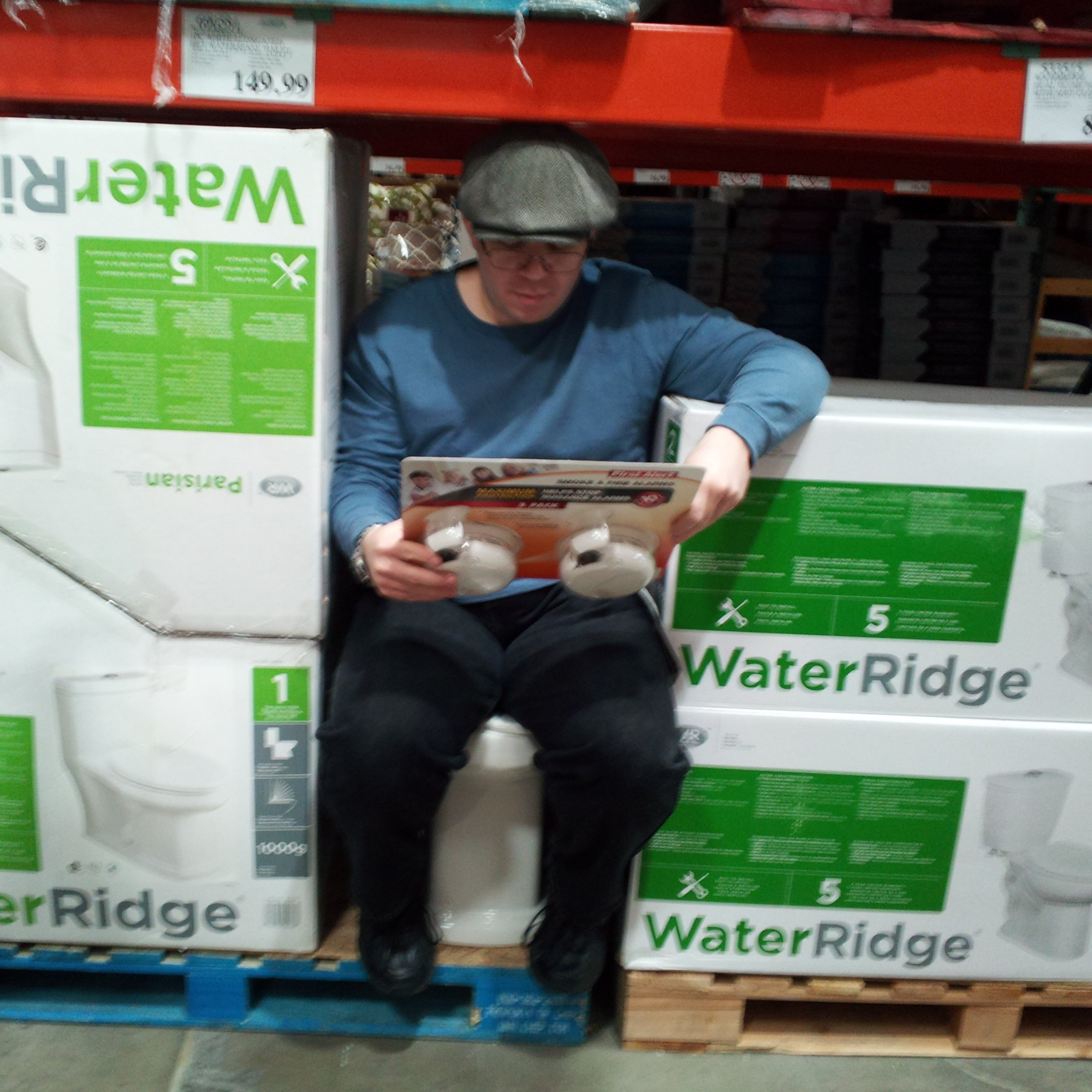 Fancy Who Already Knew That Costco S Schumin Web I Can Now Add To My Water Ridge Toilet Parts Water Ridge Toilet Manual Show houzz-03 Water Ridge Toilet