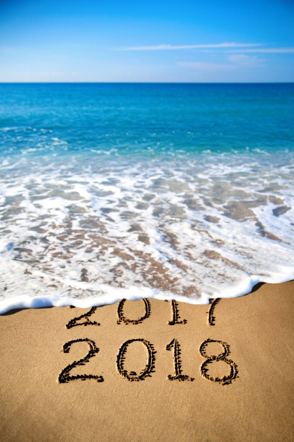 Here's to a Wonderful 2018!   Simplifying The Market