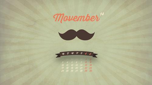 Movember 2k14