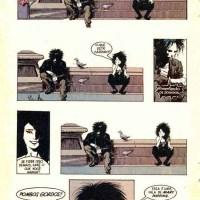 [Página] Sandman #8 - O Som de Suas Asas !