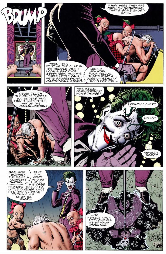 Batman - A Piada Mortal página 2