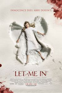 Let Me In, 2010, Movie Poster, Chloe Moretz
