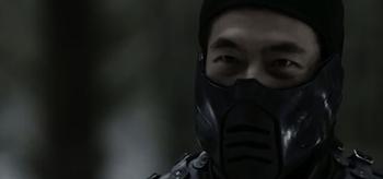 Kevan Ohtsji, Mortal Kombat: Legacy, Scorpion and Sub-Zero