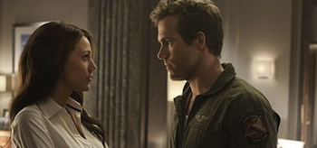 Ryan Reynolds, Blake Lively, Green Lantern 2011