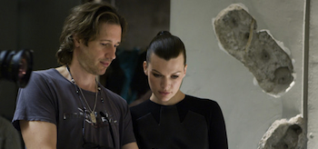 Paul W.S. Anderson, Milla Jovovich, Resident Evil: Afterlife 2010
