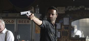 Andrew Lincoln, Scott Wilson, The Walking Dead