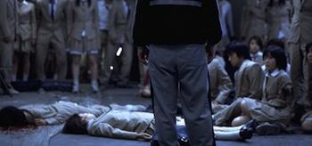 Takeshi Kitano, Battle Royale