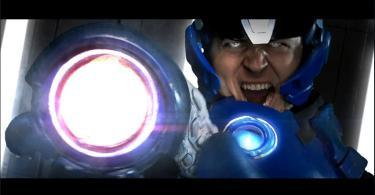 Chris Hamburger Mega Man X